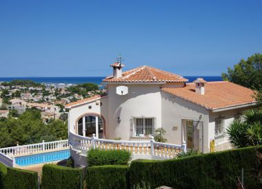 Villa in Denia (Costa Blanca), buy cheap - 360 000 [66384] 1