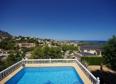 Villa in Denia (Costa Blanca), buy cheap - 360 000 [66384] 2