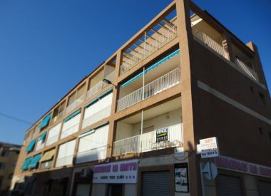 Apartments in La Mate (Costa Blanca), buy cheap - 75 000 [66713] 2