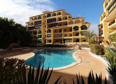 Apartments in La Mate (Costa Blanca), buy cheap - 73 000 [66696] 1