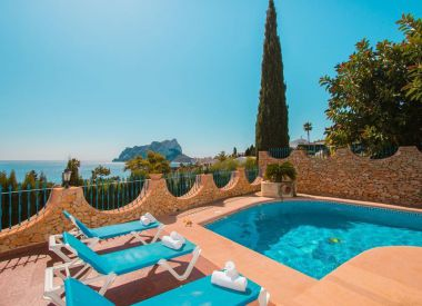 House in Calpe ID:66747