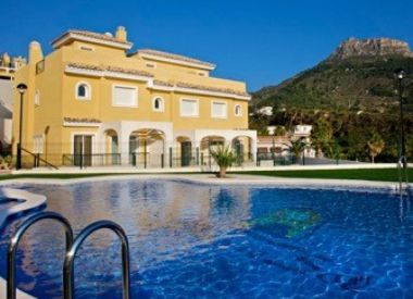 Townhouse in Calpe ID:66736