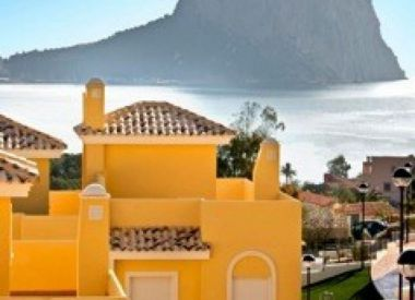 Townhouse in Calpe (Costa Blanca), buy cheap - 265 000 [66736] 4