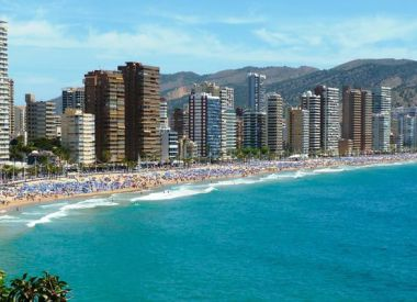 Apartments in Benidorm (Costa Blanca), buy cheap - 122 000 [66772] 1