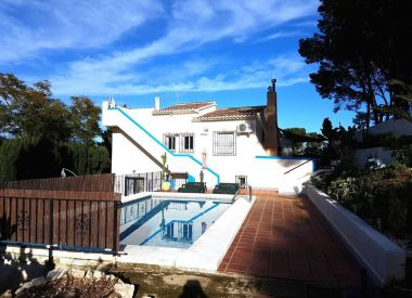 House in Benidorm ID:66778