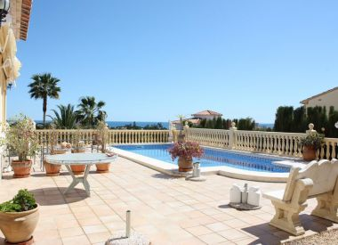 Villa in Calpe (Costa Blanca), buy cheap - 750 000 [66796] 1