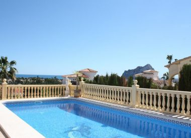 Villa in Calpe (Costa Blanca), buy cheap - 750 000 [66796] 2