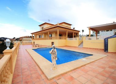 Villa in Calpe (Costa Blanca), buy cheap - 690 000 [66797] 1