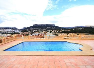 Villa in Calpe (Costa Blanca), buy cheap - 690 000 [66797] 2