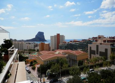 Apartments in Calpe ID:66794