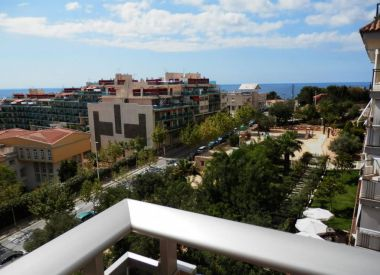 Apartments in Calpe (Costa Blanca), buy cheap - 185 000 [66794] 2
