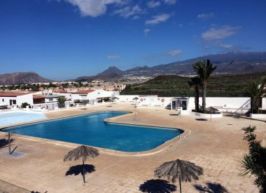 Townhouse in Costa del Silencio ID:66791