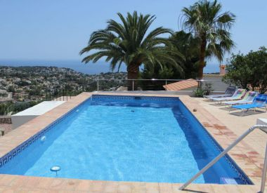 Villa in Calpe (Costa Blanca), buy cheap - 399 000 [66828] 1