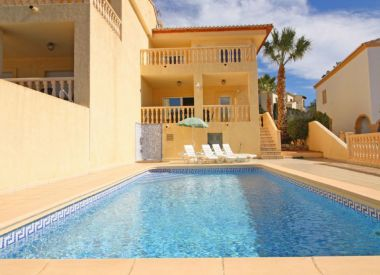 House in Calpe ID:66827