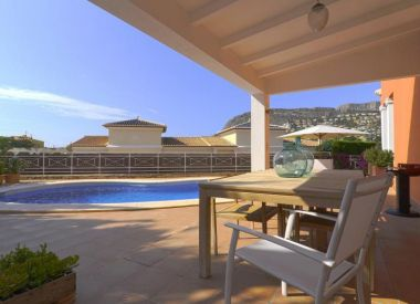 House in Calpe ID:66826