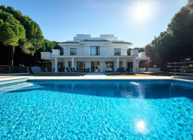 Villa in Marbella (Costa del Sol), buy cheap - 2 450 000 [66965] 1