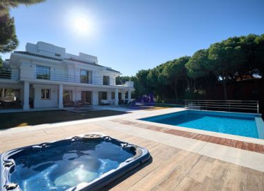 Villa in Marbella (Costa del Sol), buy cheap - 2 450 000 [66965] 2