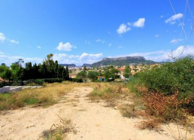 Site in Calpe (Costa Blanca), buy cheap - 160 000 [67131] 1