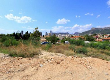 Site in Calpe (Costa Blanca), buy cheap - 160 000 [67131] 2