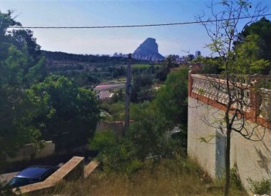 Site in Calpe (Costa Blanca), buy cheap - 367 500 [67127] 1