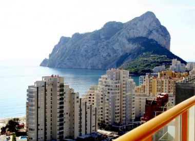 Apartments in Calpe (Costa Blanca), buy cheap - 190 000 [67125] 1