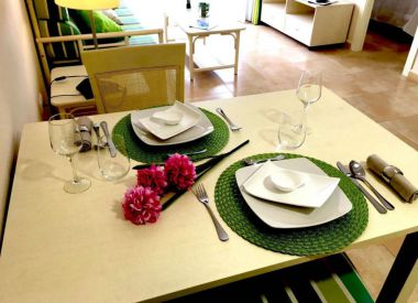 Apartments in Calpe (Costa Blanca), buy cheap - 183 500 [67124] 8