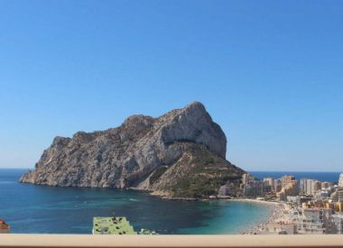 Apartments in Calpe (Costa Blanca), buy cheap - 580 000 [67123] 2