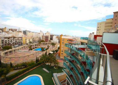 Apartments in Calpe (Costa Blanca), buy cheap - 195 000 [67121] 2