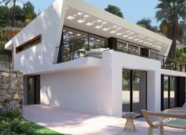 Villa in Calpe (Costa Blanca), buy cheap - 695 000 [67120] 2
