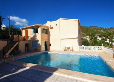 Villa in Calpe (Costa Blanca), buy cheap - 370 000 [67118] 2
