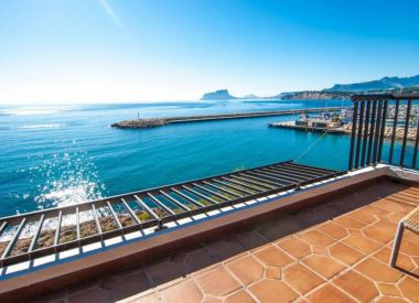 Apartments in Moraira ID:67319