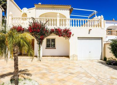 Townhouse in Moraira ID:69311