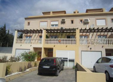 Townhouse in Calpe ID:69286