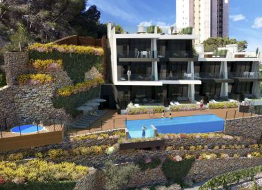Apartments in Benidorm ID:69880