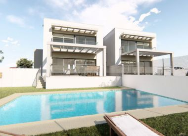 Townhouse in Moraira ID:69775