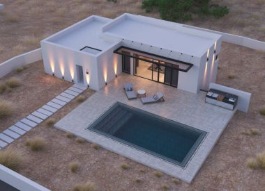 Villa in Alicante ID:70466