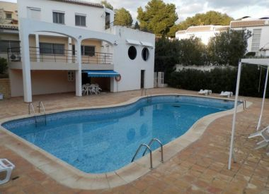 Apartments in Moraira ID:70438