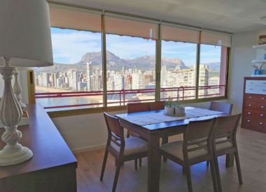 Apartments in Benidorm ID:70422