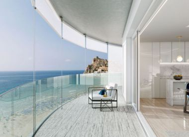 Apartments in Benidorm ID:70277