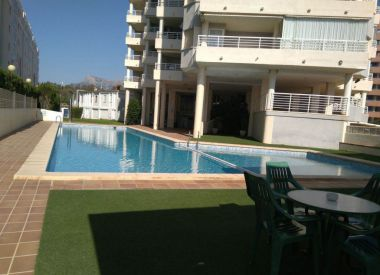 Apartments in Calpe ID:70957