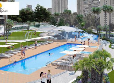 Apartments in Benidorm ID:67854
