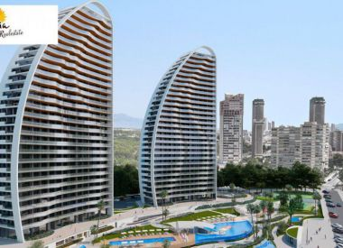 Apartments in Benidorm ID:67858