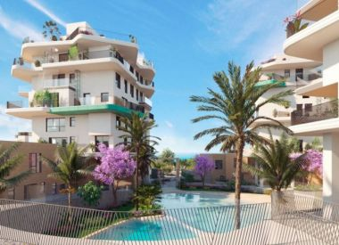 Apartments in Villajoyosa ID:68628