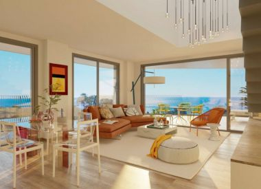 Apartments in Villajoyosa ID:68631