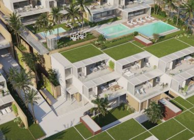 Apartments in Villajoyosa ID:68634