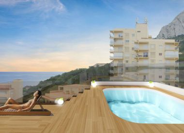 Apartments in Calpe ID:71010