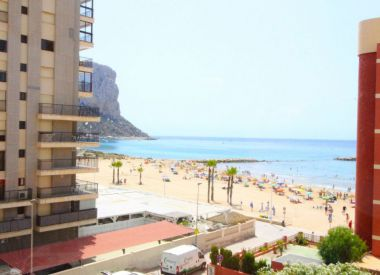 Apartments in Calpe ID:71018