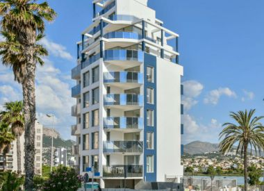 Apartments in Calpe ID:71024