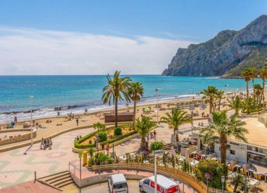 Apartments in Calpe ID:71051