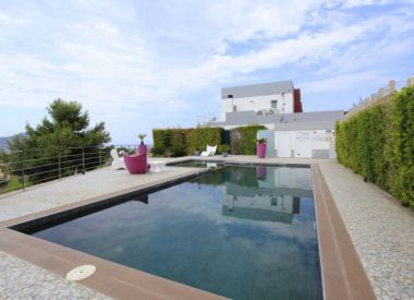 Townhouse in Calpe ID:71055